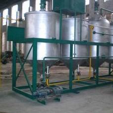 Оборудование для рафинации масла
